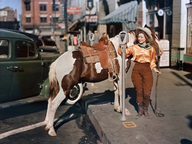 Эль-Пасо, Техас, 1939. Фотограф Луис Марден