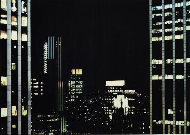 Брайант-парк, Нью-Йорк, 2002. Фотограф Аксель Хютте