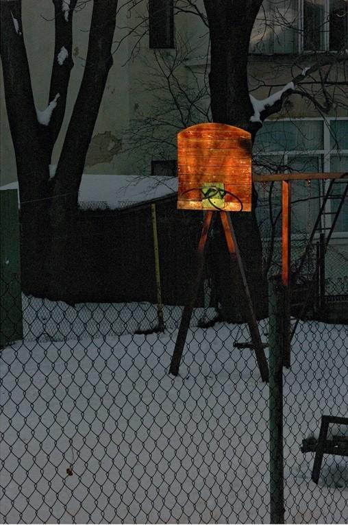 Солнечная корзина, Черновцы, 2011 год. Фотограф Борис Савельев