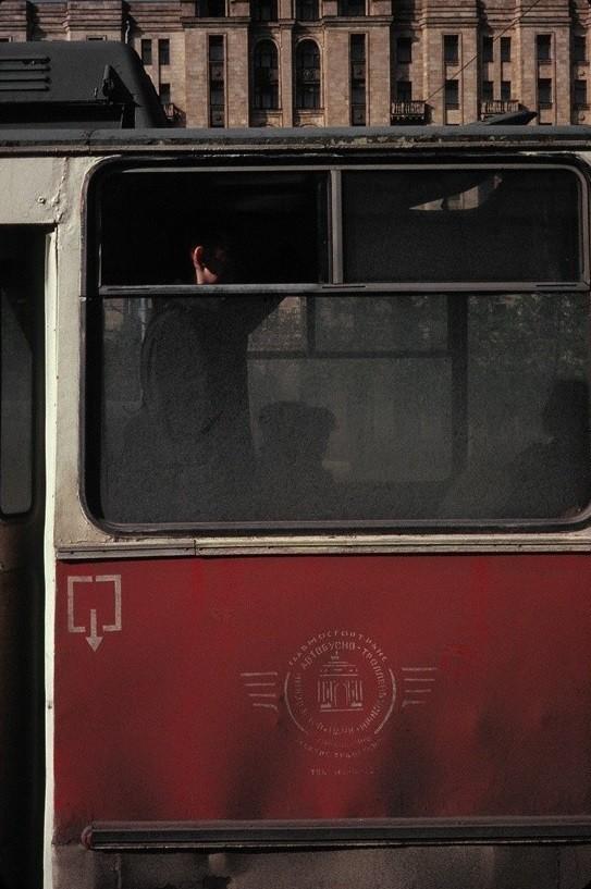 Москва, 1987 год. Фотограф Борис Савельев
