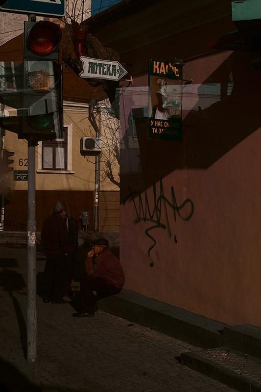 Улица Университетская. Фотограф Борис Савельев