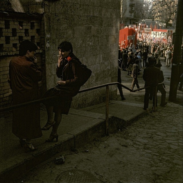 Киев, 1984 год. Фотограф Борис Савельев