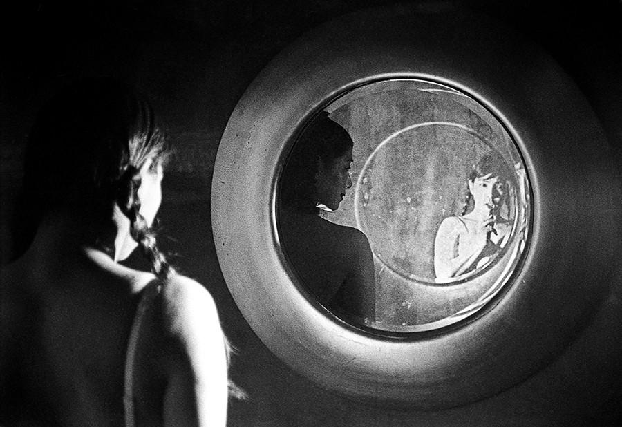 Из фотокниги «Орфей», 16. Автор фото Токио Румандо