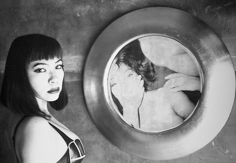 Из фотокниги «Орфей», 18. Автор фото Токио Румандо