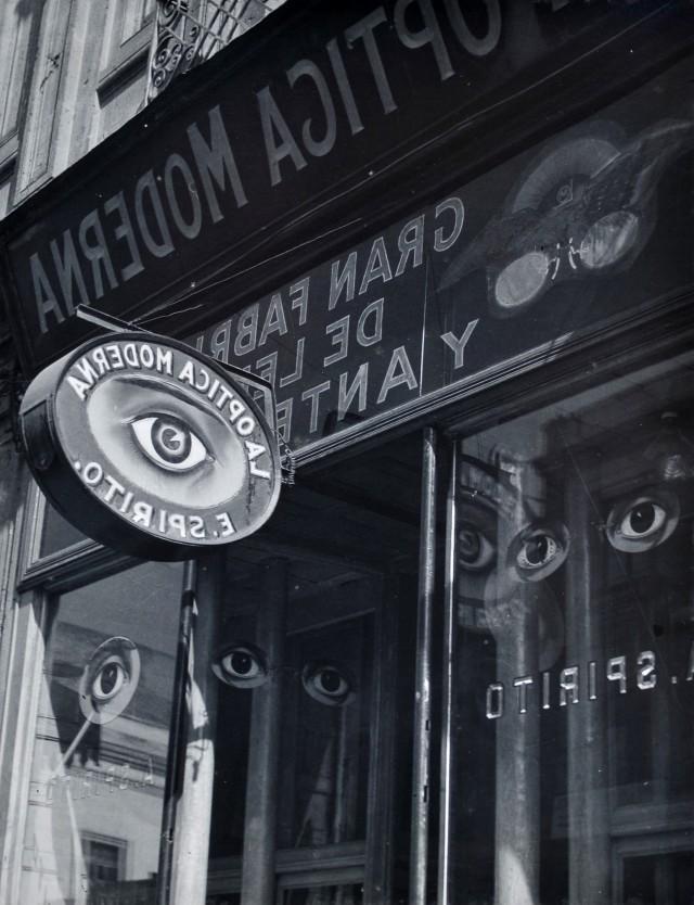 Оптическая притча, 1931. Фотограф Мануэль Альварес Браво