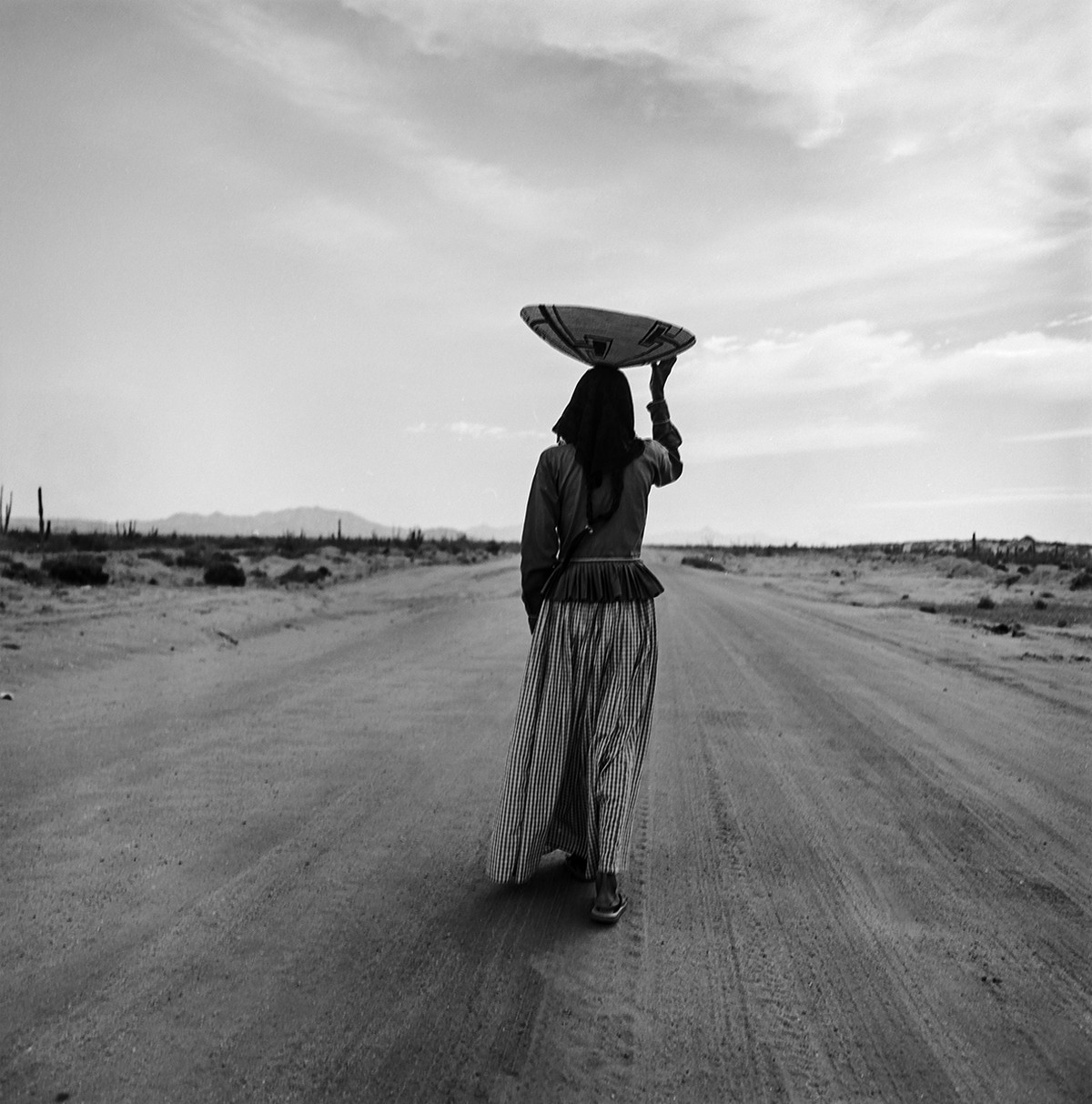 Пустыня Сонора, 1979. Фотограф Грасьела Итурбиде
