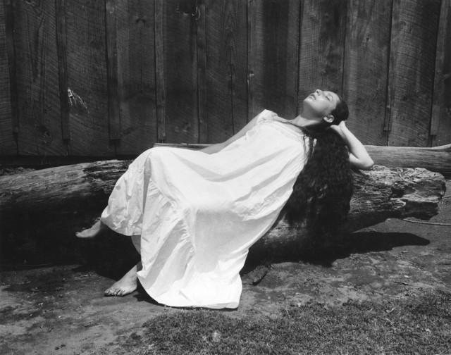 Сон (Изабель Вильясеньор), 1941. Фотограф Лола Альварес Браво
