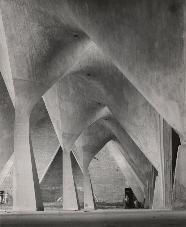 Мехико, 1955. Фотограф Лола Альварес Браво