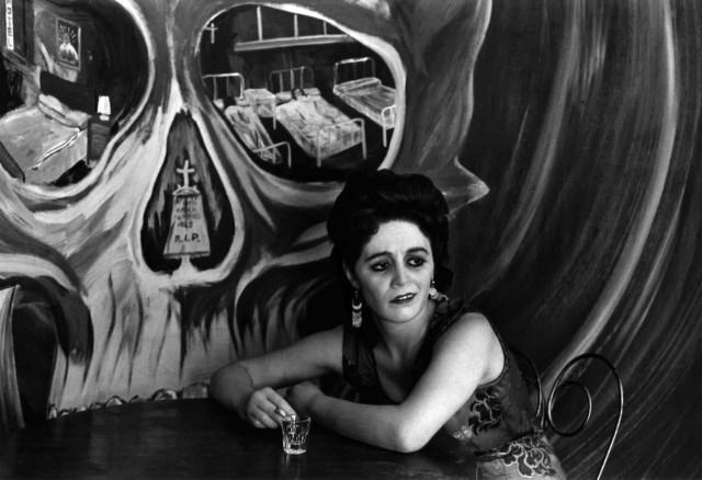 Мехико, 1969. Фотограф Грасьела Итурбиде