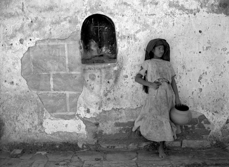 Воспоминания из Ацомпы, 1943. Фотограф Мануэль Альварес Браво