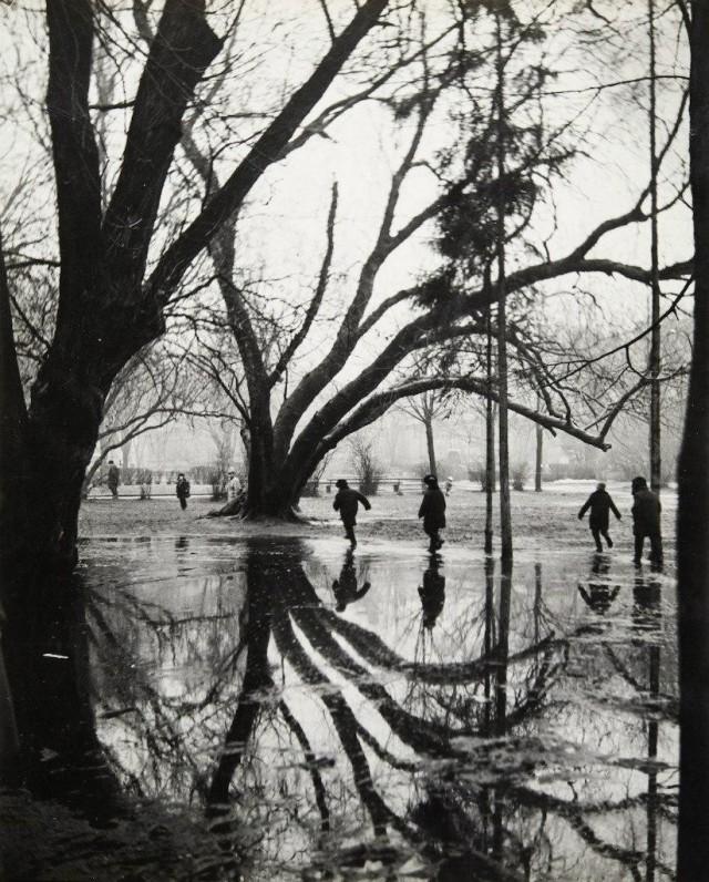 «Оттепель», 1971. Фотограф Виктор Бутра