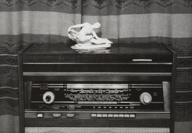 Радиола «Ригонда» 1989. Фотограф Виктор Каленик