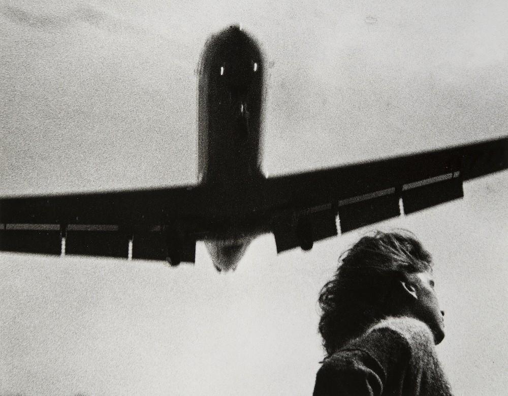 Самолёт, 1990. Фотограф Виктор Каленик