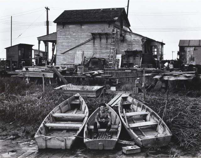 Три лодки. Фотограф Бретт Уэстон