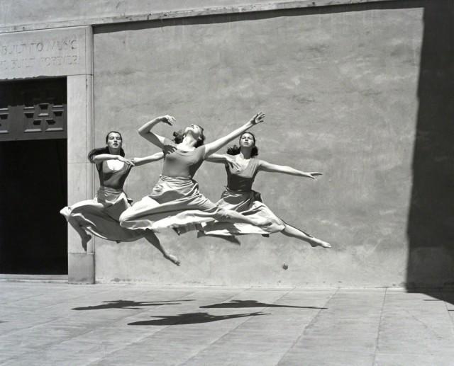 Три танцовщицы, 1929. Фотограф Имоджен Каннингем