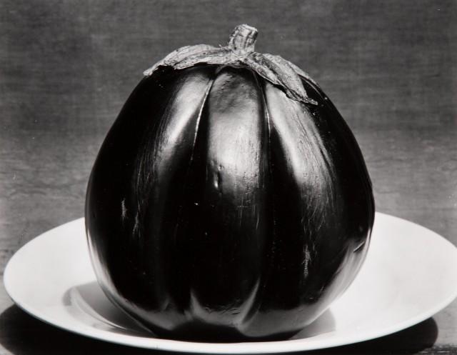 Баклажан, 1929. Фотограф Эдвард Уэстон