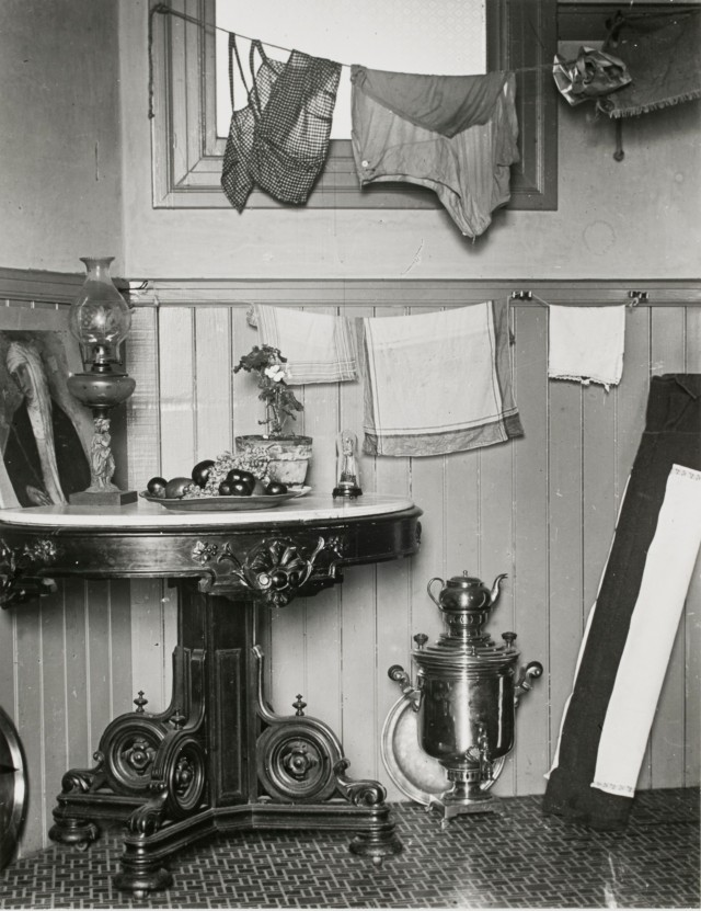 Кухня, Сан-Франциско, 1930. Фотограф Консуэло Канага