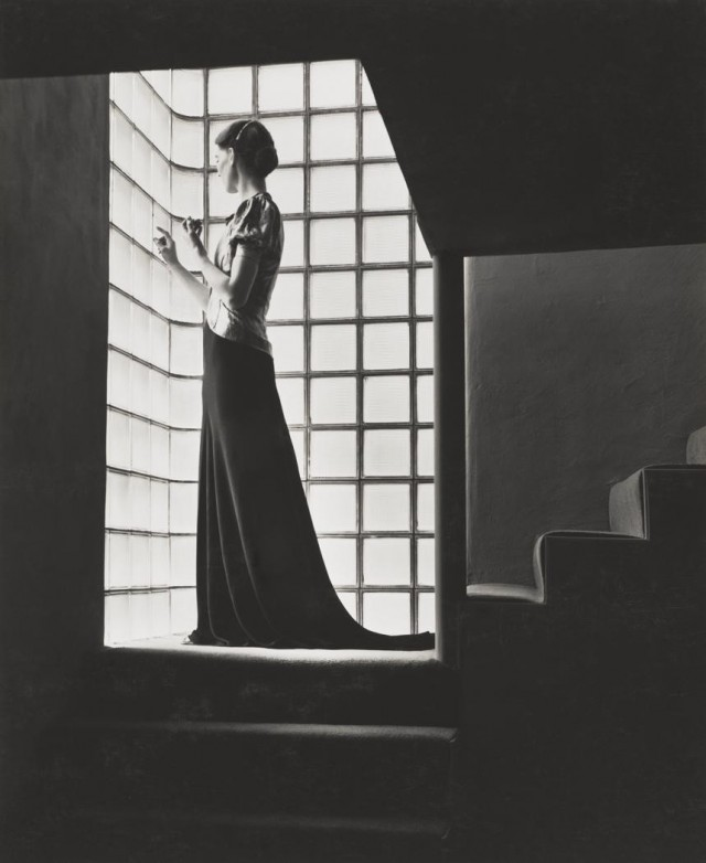 Портрет, 1930-е. Фотограф Соня Носковяк