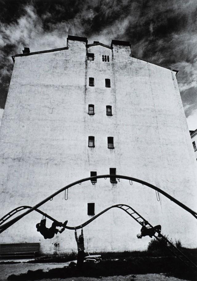 Ленинград, 1975. Фотограф Леонид Богданов 1