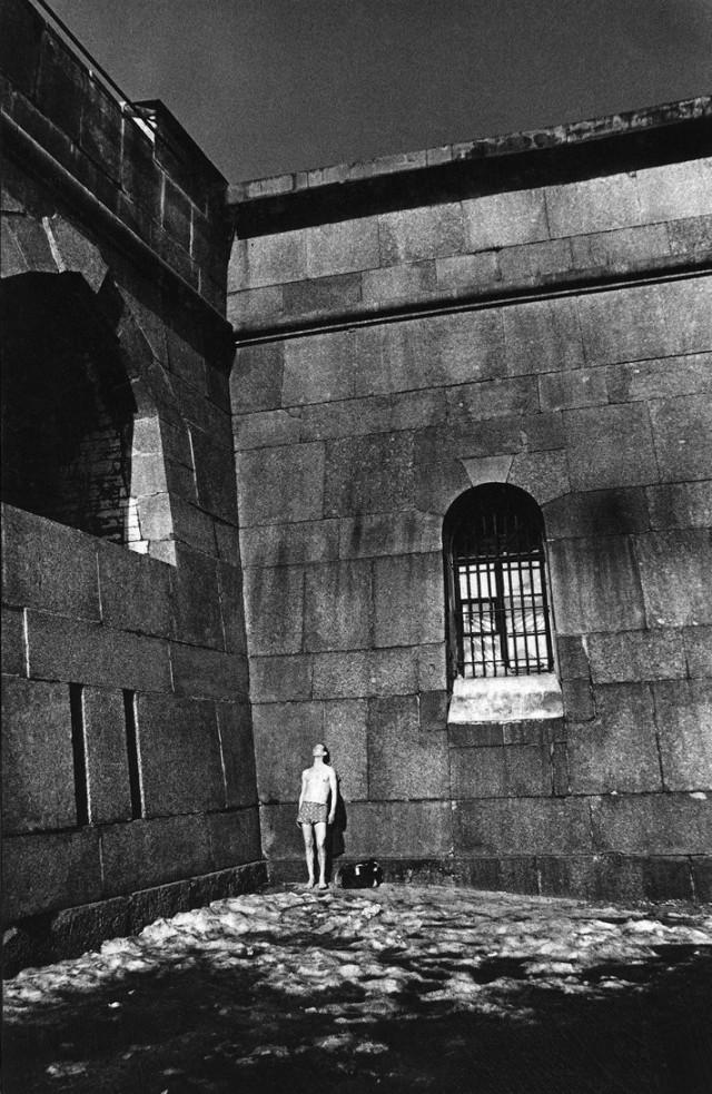 Место под солнцем, Ленинград, 1988. Фотограф Александр Китаев