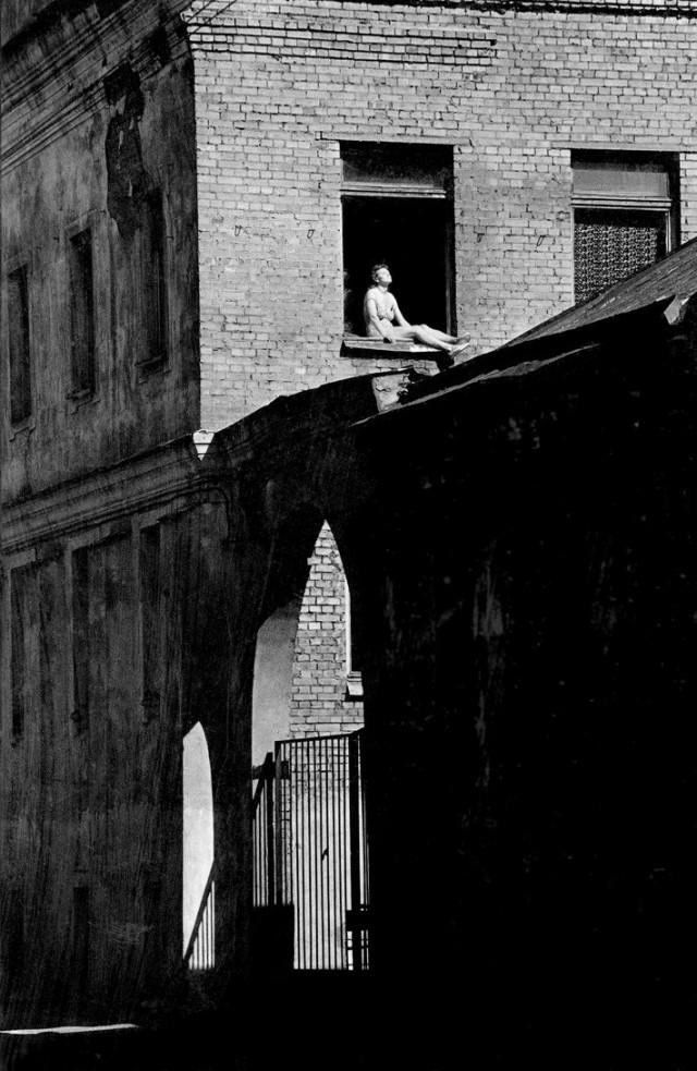 Солнечно, ок. 1988. Фотограф Александр Китаев