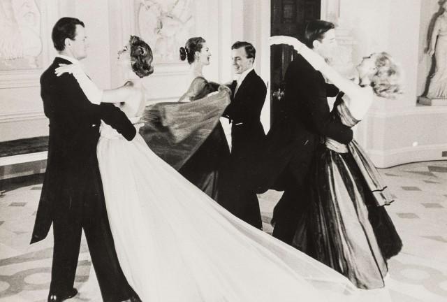 Бальные танцы. Норман Паркинсон
