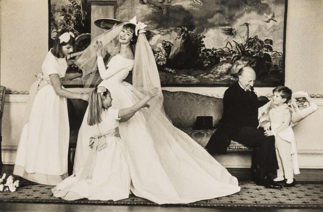 Невеста. Норман Паркинсон