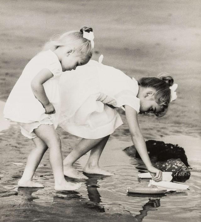 Реклама Persil, 1958. Норман Паркинсон