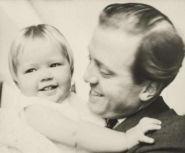 Ричард Аттенборо с дочерью Джейн Мэри. Норман Паркинсон