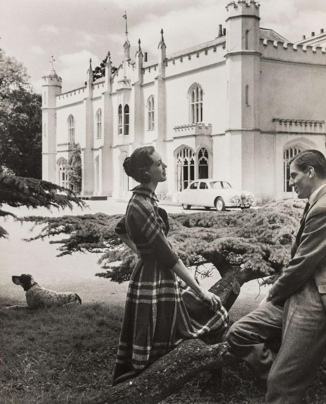 Робин Таттерсолл для Vogue, 1956. Норман Паркинсон