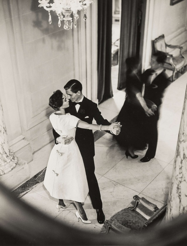 Танцующие пары. Норман Паркинсон