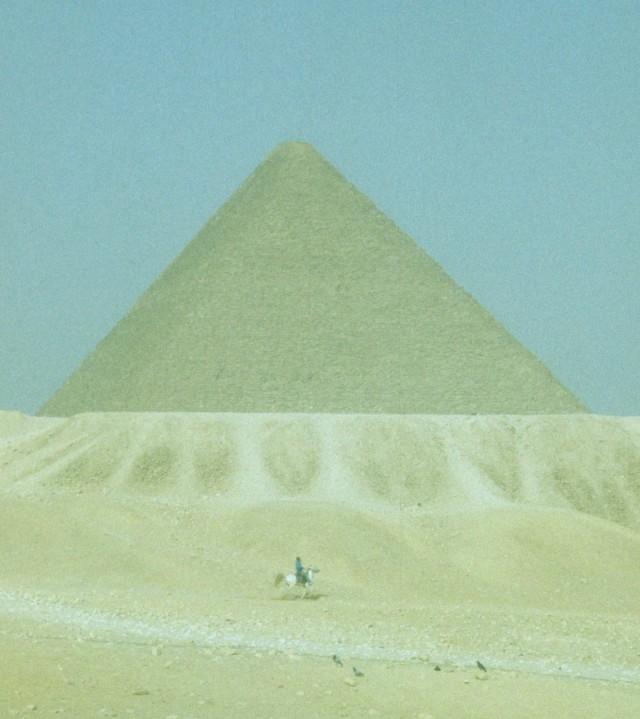 Пирамида Хеопса, Египет. Фотограф Долорес Марат