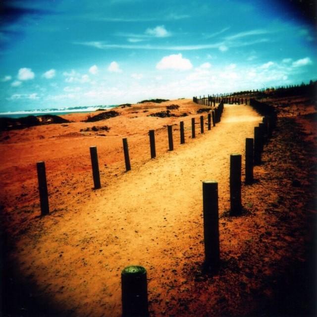 Пляж. Фотограф werriston