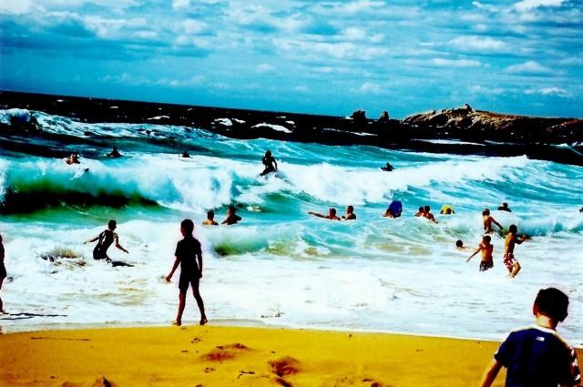 Пляжный отдых. Фотограф joncherry