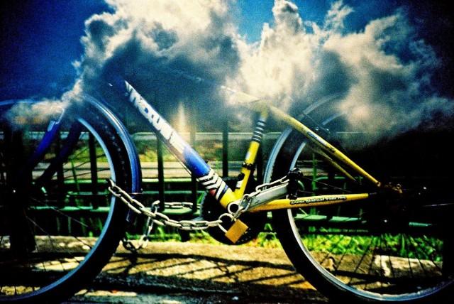 Велосипед. Фотограф lawypop