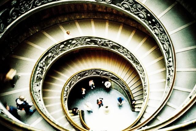 Музеи Ватикана. Фотограф coca
