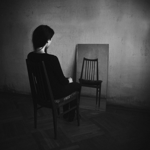 Стул. Автор Мария Молчанова (Silent Mary)