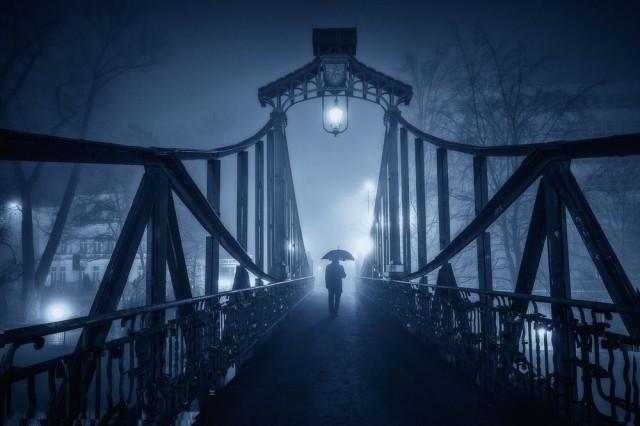 Мистический мост. Автор Павел Ушорчак