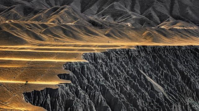 Каньон, Синьцзян. Автор Selions
