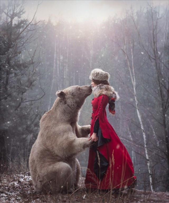 Лесные сказки. Автор Маргарита Карева