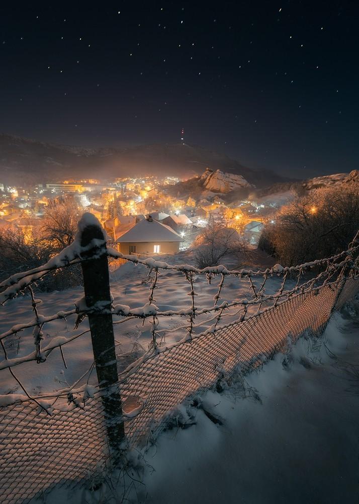 Святая ночь. Фотограф Любослав