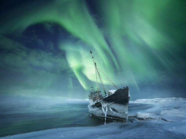 Категория «Пейзаж – ночь», 6-ая фотопремия 35AWARDS. Фотограф Алексей Р.