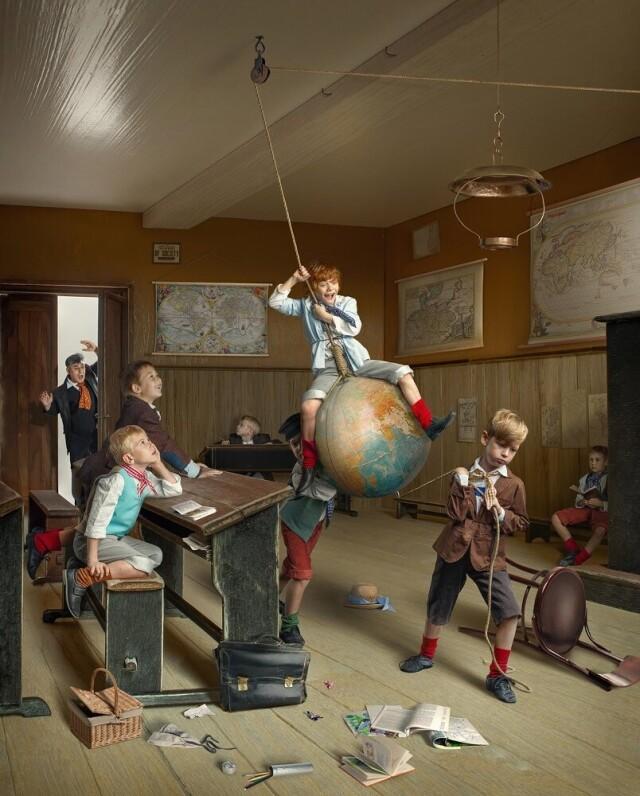 Категория «Постановочная фотография», 6-ая фотопремия 35AWARDS. Фотограф Дмитрий Усанин
