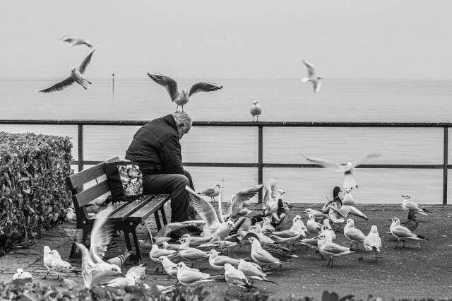 Категория «Стрит-фотография», 6-ая фотопремия 35AWARDS. Фотограф Lana Schewzow