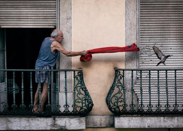Категория «Стрит-фотография», 6-ая фотопремия 35AWARDS. Фотограф Tomas Munoz