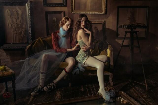 Категория «Фэшн и гламур», 6-ая фотопремия 35AWARDS. Фотограф Ася Молочкова