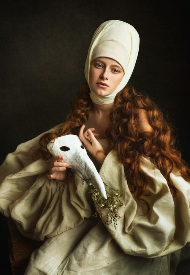 Категория «Женский портрет», 6-ая фотопремия 35AWARDS. Фотограф Элина Гарипова