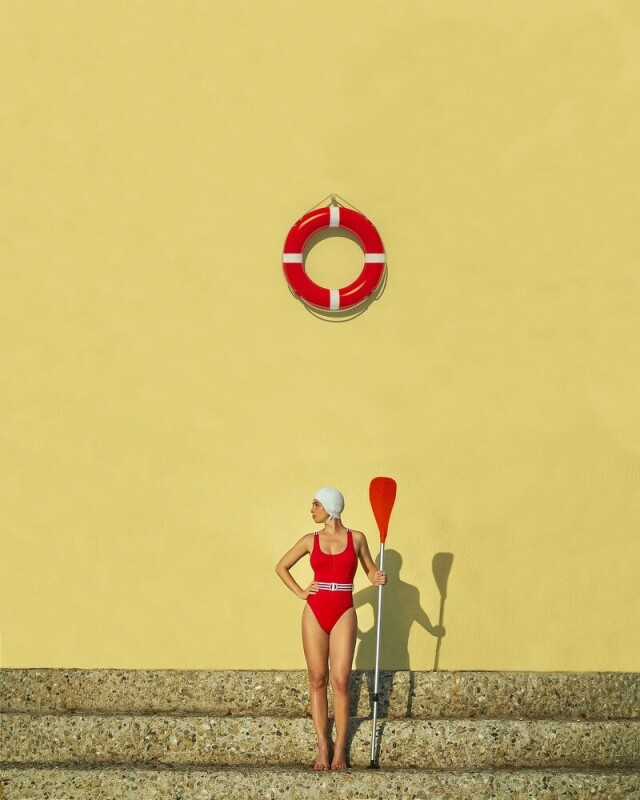 Категория «Фэшн и гламур», 6-ая фотопремия 35AWARDS. Фотограф Ярослав Савин