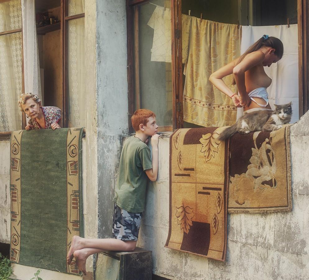 Международная фотопремия 35AWARDS – «100 лучших фотографий и фотографов года»
