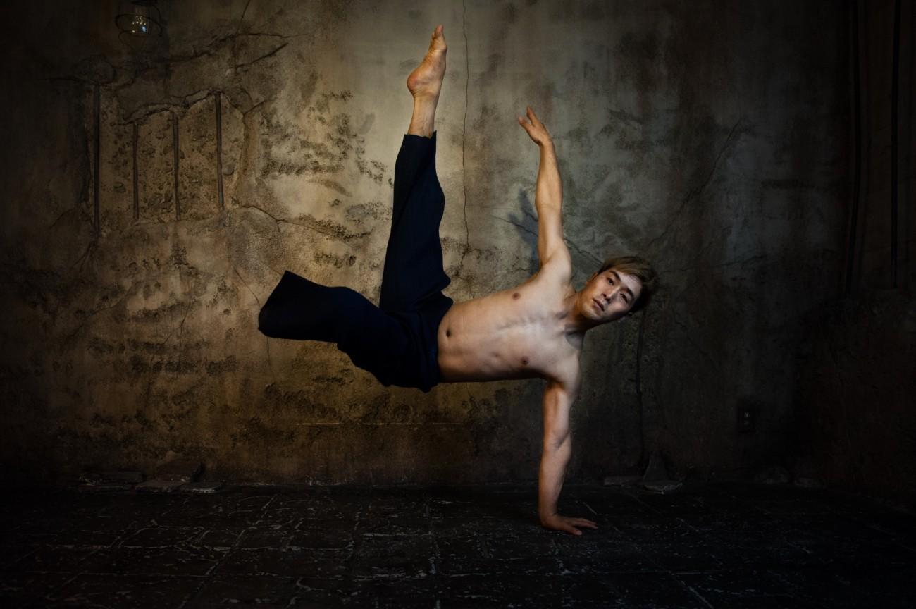 1 место в категории «Обворожительные лица и персонажи», 2020. Танцор с инвалидностью. Автор Сильвия Алесси